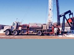 Installations de forage pour le pétrole et le gaz
