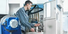 Service machinetoepassingen en werktuigbouw
