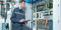 Service fabrieksautomatisering